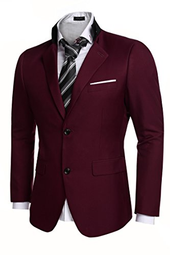 blazer dress mens - 7