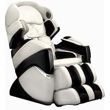 Osaki OS3DPROCYBERC Model OS-3D Pro Cyber Zero Gravity Massage Chair, Cream, Evolved 3D massage Technology, Computer Body Scan, 2 Stage Zero Gravity, Next Generation Air Massage Technology, 36 Air Bag