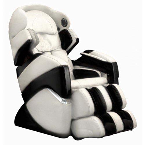 Osaki OS3DPROCYBERC Model OS-3D Pro Cyber Zero Gravity Massage Chair, Cream, Evolved 3D massage Technology, Computer Body Scan, 2 Stage Zero Gravity, Next Generation Air Massage Technology, 36 Air Bag (Osaki Os 3d Pro Cyber Massage Chair)