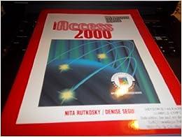 Microsoft Access 2000 (Marquee Series)