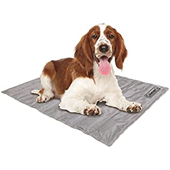 Coleman Pressure Activated Comfort Cooling Gel Pet Pad Mat in Medium 24