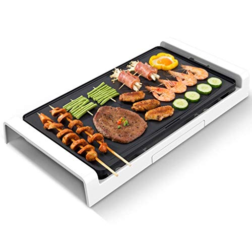 LYATW Multifunctional Smokeless Barbecue Grills, Household Electric Baking Pans, Barbecue, Non-Stick