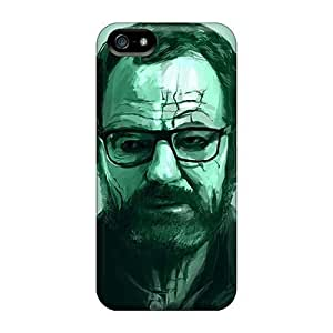 diy zhengHigh Grade Winvin Flexible Tpu Case For Ipod Touch 5 5th - Breaking Bad Walter White