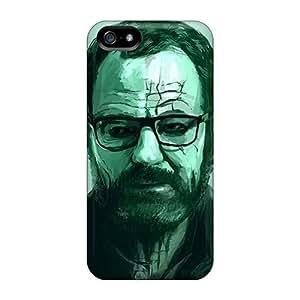 diy zhengHigh Grade Winvin Flexible Tpu Case For iphone 5/5s - Breaking Bad Walter White