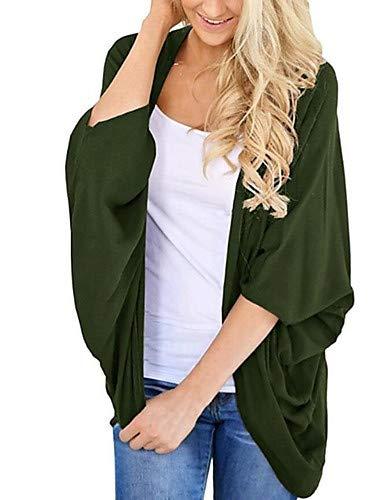 Chic Exagr Blouse Femme Green Couleur Plisse Chemisier Unie YFLTZ qOxEAtx