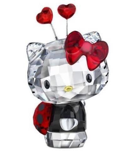 Swarovski Swarovski Hello Kitty Ladybug # 1180910 (japan import)