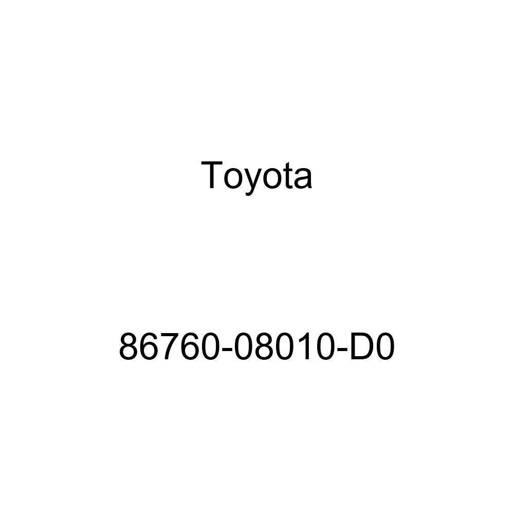 Toyota 86760-08010-D0 Telephone Antenna Assembly
