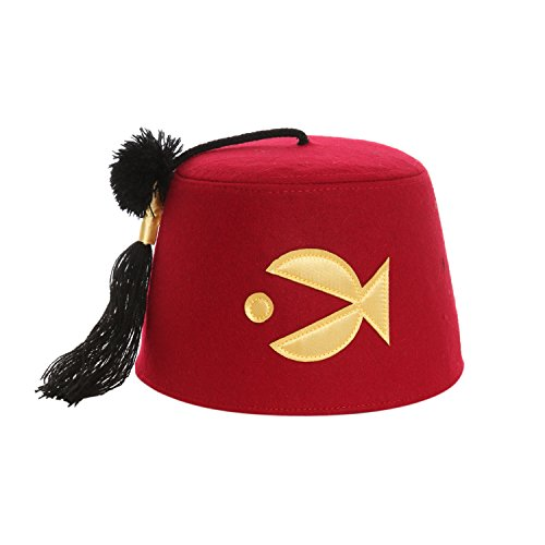 Gravity falls - Grunkle Stan Fez - http://coolthings.us