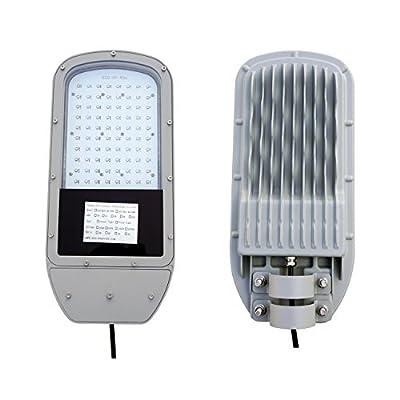 40W 12V LED Street Light Road Lamp Power Lighting Garden Parking Living