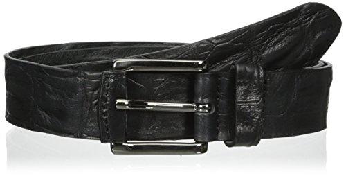 Trafalgar Men's Strafford Belt, Black, 38