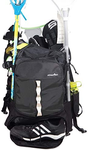 Athletico Lacrosse Bag Equipment Compartment product image
