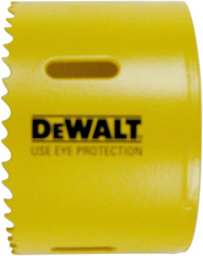 Buy dewalt d180048 3-inch standard bi-metal hole saw