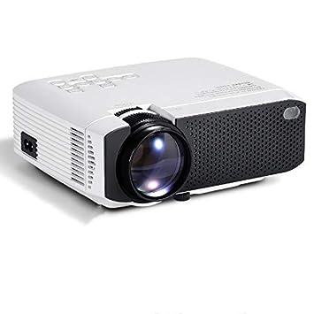 El Mejor Mini proyector de Cine en casa con proyector HD LED ...