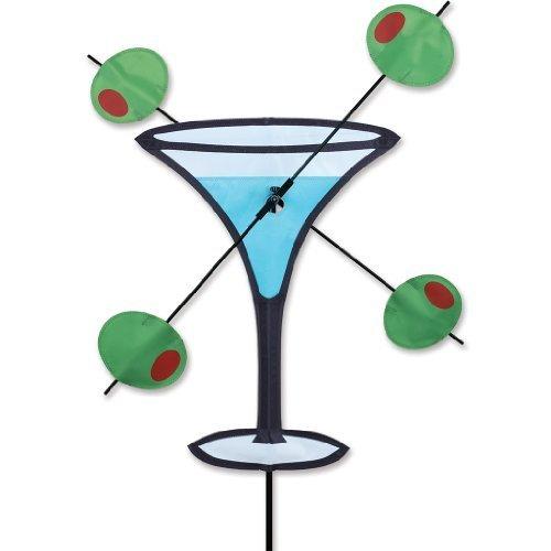 Whirligig Spinner - 20 In. Martini Spinner by Premier Kites by Premier Kites