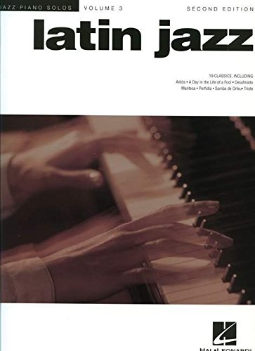 Latin Jazz: Jazz Piano Solos Series Volume 3 - Django Reinhardt Sheet Music