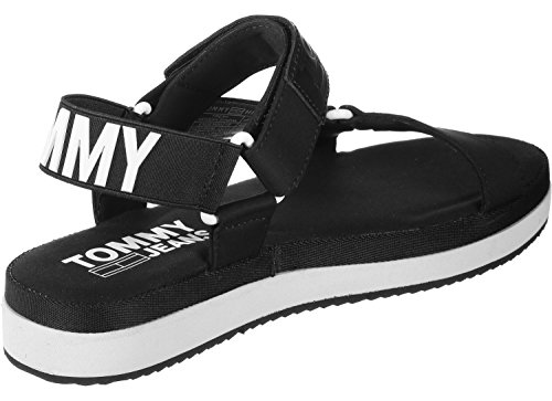 Nero En0en00219 Tommy 990 Sandalss Hilfiger fwqIIpax0