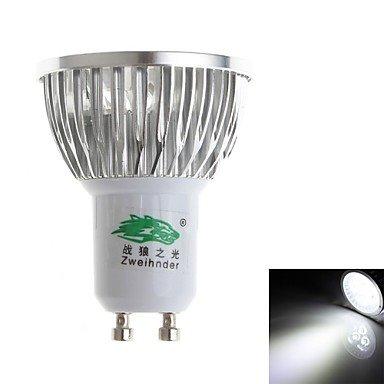 HJLHYL MND Focos/Bombillas Globo Decorativa Zweihnde S GU10 4.0 W 4 LED Dip 380