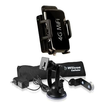 Amazon com: Wilson Electronics 815126 Sleek 4GV Cradle Cell