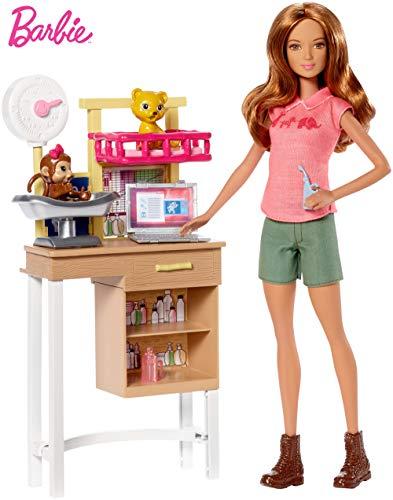 Barbie Zoo Doctor [Amazon Exclusive]