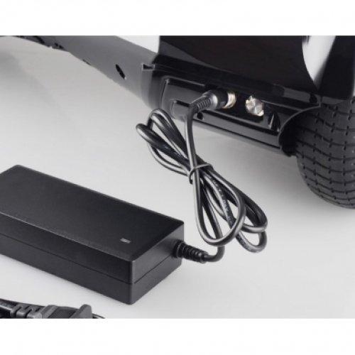 TopChargeur Cargador para Hoverboard/Segway/scooter y similares, equilibrio sobre dos ruedas, 42 V, 2 A: Amazon.es: Electrónica