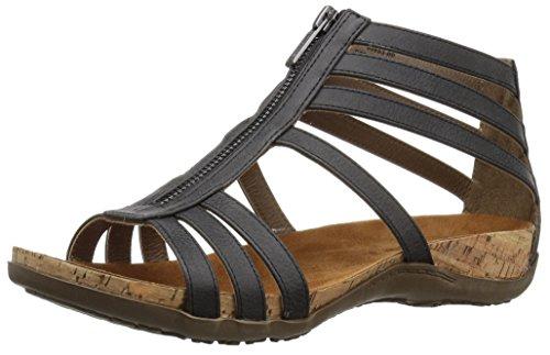 Sandalo Con Tacco Donna Layla Con Tacco Nero