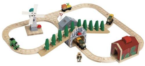 Thomas & Friends Wooden Railway - Storm on Sodor Set