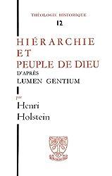 Hiérarchie et peuple de Dieu d'après Lumen Gentium