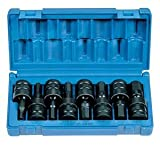 Grey Pneumatic 1398UH Impact Socket Set