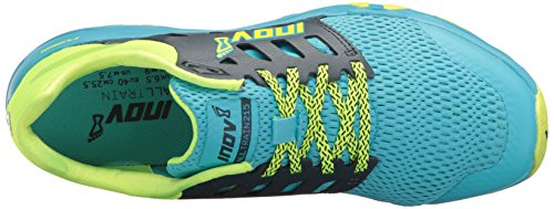 inov-8 Damen All Train 215 Cross-Trainer Schuh Schwarz / Navy / Neon Gelb