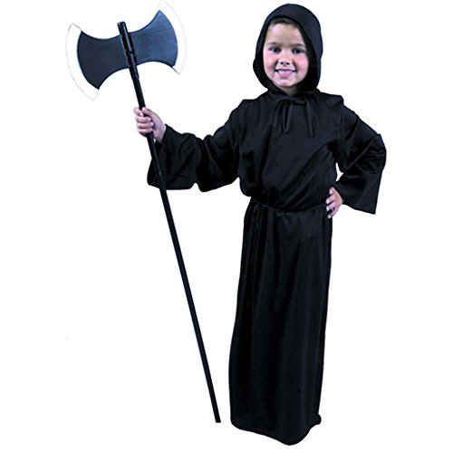 (Child's Ghoul Robe Costume (Size: Large 10-12))