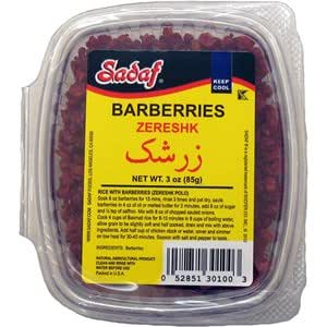 Sadaf Zereshk (Barberries) (3 OZ)
