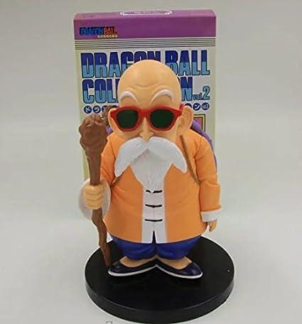 Amazon.com: 10 – 15 cm de Dragon Ball Z Maestro Roshi Anime ...