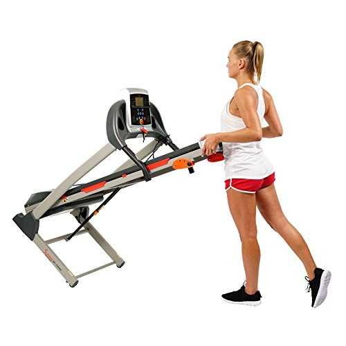 Sunny Health & Fitness Treadmill Folding Motorized Running Machine by Sunny Health & Fitness (Image #8)