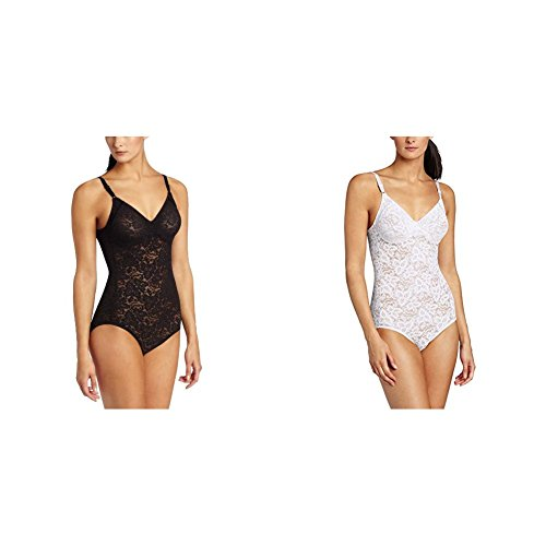 Bali Women's Shapewear Lace 'N Smooth Body Briefer - 34C - ()