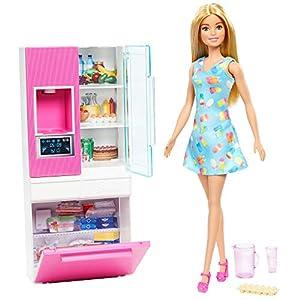 Barbie – GHL84 Estate Refrigerator...