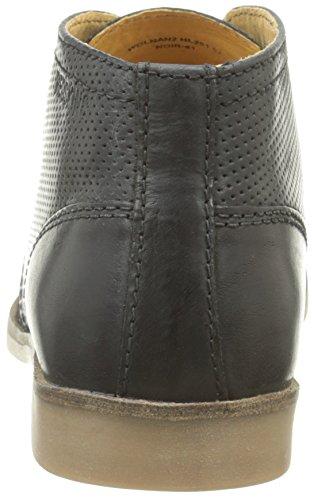 Noir Redskins Wolna2 noir Homme Chaussures 02 Lacées zrrxdIBq