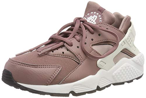 Femme Formateurs Run Huarache Smokey Mauve Taupe Summit 203 NIKE Diffused Multicolore Air WMNS White Les fqYXYS