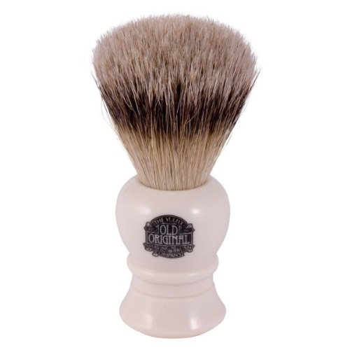 Progress Vulfix Old Original 2233 Super Badger Shaving Brush Ivory - Small
