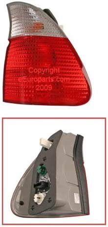 BMW E-46 Coupe EURO Fender Tail Lamp RIGHT outer OEM 00-03