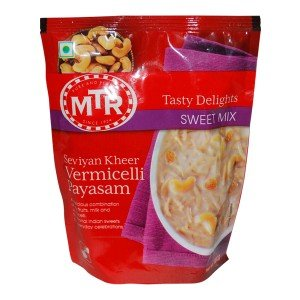 MTR Vermicelli Payasam (Kheer) Mix 180 gms by MTR