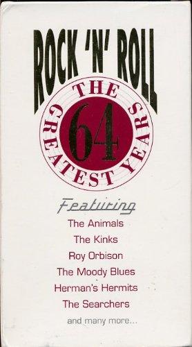 Rock N Roll Greatest Years 1964 [VHS]