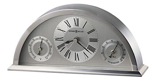 Diamond Outdoor Clock - Howard Miller 645-583 Weatherton Weather & Maritime Table Clock