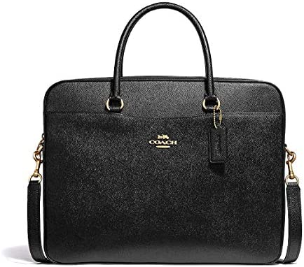 Coach COACH Laptop Bag Black