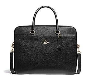 Amazon.com: COACH Laptop Bag (Black): Computers & Accessories