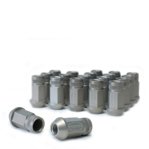 Skunk2 (520-99-0846) Hard Anodized Series 12mm x 1.25mm Lug Nut Set - 20 Piece -