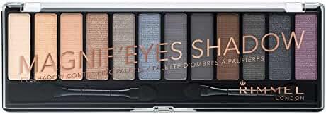 Rimmel Magnifyeyes Eye Palette, Grunge Glamour, 0.5 Ounce