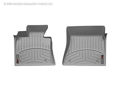WeatherTech - 464591 - 2013 Ford Escape Grey 1st Row FloorLiner ()