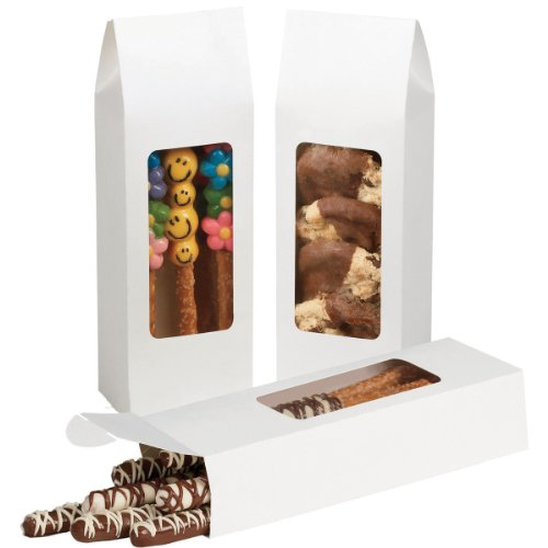 Wilton Candy Tent Boxes, 3 by 9.25 by