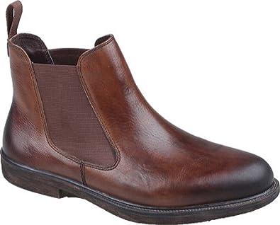 d85b78a249e6f Kalso Earth Shoe Mens Earth Clinton Almond Leather - 9 D(M) US