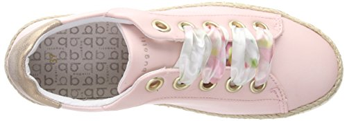 Bugatti Dames Textiel Sneaker Roos